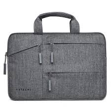 <b>Water</b>-<b>Resistant Laptop</b> Carrying Case with Pockets - <b>Satechi</b>