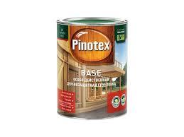 <b>Антисептик Pinotex Base</b> 1 л купить по цене 489.0 руб. в ОБИ