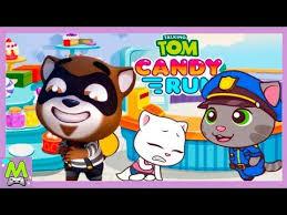 Том Гонка за <b>Конфетами</b>/Talking <b>Tom</b> Candy Run.Последние ...