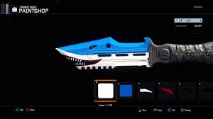 shark paint job tutorial for the knife bo shark paint job tutorial for the knife bo3
