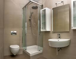 bathroom box bathe box frosted glass with showers white toilet white washbasin with modern tap white rectangular box