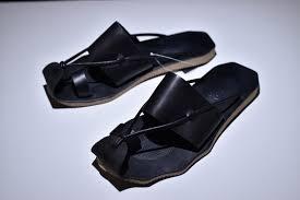 New This Year Y3 Black <b>Men's</b> Cowhide <b>Summer Sandals Slippers</b> ...