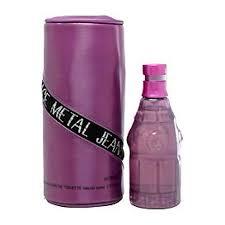 <b>VERSACE Metal Jeans</b> Eau De Parfums Spray for Women, 2.5 Ounce