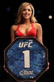 Image result for ufc ring girl