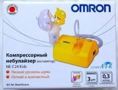 <b>Омрон ингалятор</b> ( небулайзер) компрессорный (<b>NE</b>-<b>C24</b>-<b>Kids</b> ...
