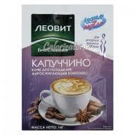 <b>Кофе</b> Леовит <b>Худеем за неделю</b> Капуччино для похудения ...