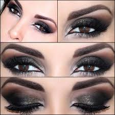makeup for brown eyes even a dramatic black really dark brown smokey look can look great with brown eyes