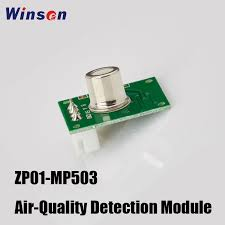 4PCS Winsen <b>ZP01 MP503 Air Quality</b> Detection <b>Module</b> Apply for ...