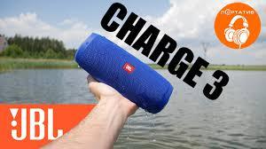 <b>Колонка JBL Charge</b> 3 | СИЛА портативности! КРУТОСТЬ ...