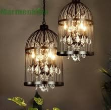 Buy <b>bird cage</b> pendant lamp and get free shipping on AliExpress.com