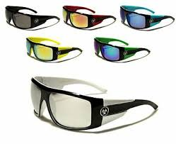 New Biohazard Sport Mirror Sunglasses For Men & Women With ...