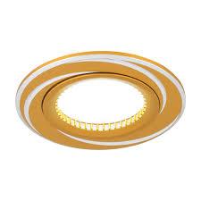 Встраиваемый <b>светильник GAUSS Aluminium AL015</b> Светильник ...