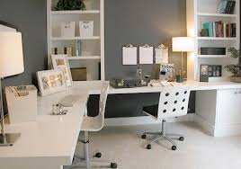 if you need help figuring out the right attractive storage solutions for your home office call custom closets direct today and let us customize a home beautiful white home office