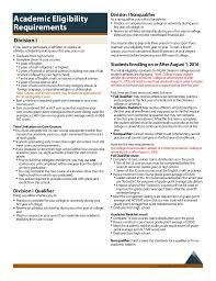 Ncaa 2012 13 guide for the college-bound student-athleteCOLLEGE-BOUND STUDENT-ATHLETE 9; 9. NCAA Division ...