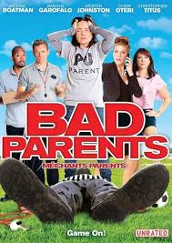 Bad Parents poster