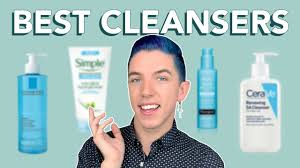 The BEST Drugstore Facial Cleansers - YouTube