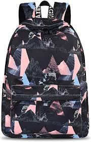 Yanaier Stylish School Backpack Bookbags College ... - Amazon.com