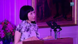 amy tan performs at the white house amy tan performs at the white house