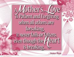 Mother day quotes for mothers who have passed