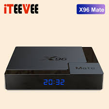 <b>X96 Mate H616</b> Android 10 Smart TV Box Allwinner <b>H616 Quad</b> ...