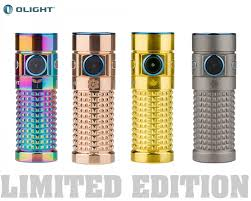 Купить <b>Фонарь Olight S1R II</b> Titanium Limited Edition (комплект) по ...