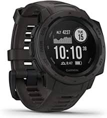 Garmin Instinct, Rugged Outdoor Watch with GPS ... - Amazon.com
