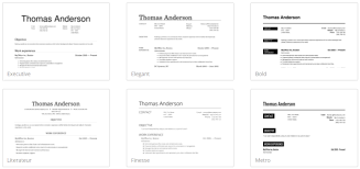 3 apps for creating a cv in 5 minutes jobisjob blog cvmaker cv