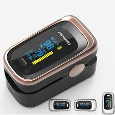 <b>Digital Finger Oximeter</b> Portable <b>Electronic</b> LED Display <b>Fingertip</b> ...
