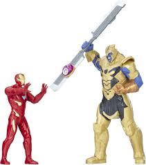 <b>Avengers Игровой</b> набор Танос и Железный Человек — купить в ...