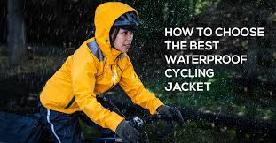 How To Choose The Best Waterproof Cycling <b>Jacket</b> | Showers Pass