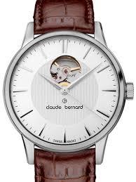 <b>Claude Bernard</b> Swiss Made ETA Automatic Open-Heart <b>Watch</b> ...