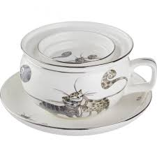 <b>Чайная пара Lefard</b>, <b>Котики</b>, 450 мл — купить в интернет ...