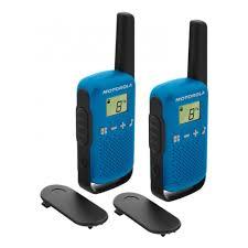 Комплект из двух радиостанций <b>Motorola TALKABOUT T42</b> BLUE ...