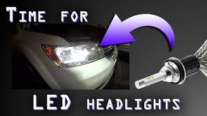 LED vs HID vs Halogen Headlights - Easy LED Headlight Bulb ...