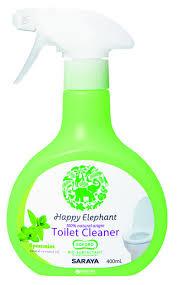 Моющее <b>средство для</b> туалетной комнаты <b>Happy Elephant</b> Мята ...