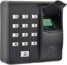 Biometric Fingerprint Password Access Controller ... - Amazon.com