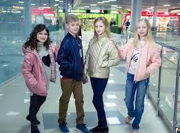 Модная примерка в магазине детской одежды <b>PlayToday</b> ...