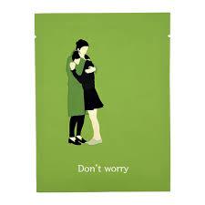 <b>Маска для лица</b> `PACK AGE` Don`t worry (<b>успокаивающая</b>) 25 г ...