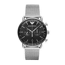 Наручные <b>часы Emporio Armani</b> с черными. Купить наручные ...