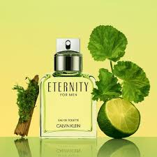<b>Calvin Klein Eternity</b> Men's Cologne - Eau de Toilette