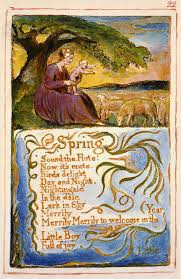 a short analysis of william blake s spring interesting literature william blake spring poem illustration