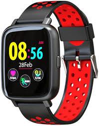 22 отзыва на <b>Умные часы Jet Sport</b> SW-5, красный от ...