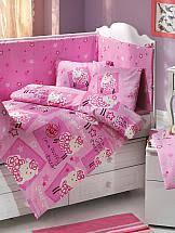 <b>Постельное белье ТомДом</b> Лодик (розовый)   www.gt-a.ru