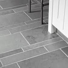 kitchen floor tiles small space: slate kitchen floor slate kitchen floors kitchen maybe for the laundry room kitchen tile flooring ideasgrey kitchen