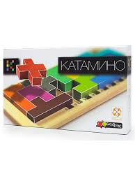 <b>Катамино</b> (<b>Katamino</b>) <b>Gigamic</b> 4540881 в интернет-магазине ...
