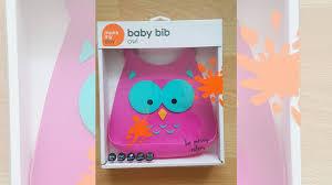 <b>Нагрудник</b> силиконовый baby bib от <b>make my day</b> купить в ...