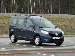 Тест-драйв Renault Dokker (поколение I) - Renault Dokker: тест ...