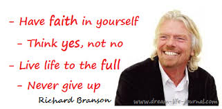 Richard Branson Career Quotes. QuotesGram via Relatably.com