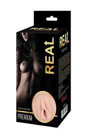 <b>Реалистичный односторонний мастурбатор Real</b> Women Dual ...