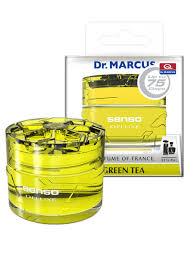 Гелевый <b>ароматизатор Dr</b>. <b>Marcus</b> Senso Deluxe Green Tea Dr ...